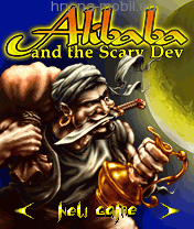 AliBaba and the Scary Dev, /, 176x208