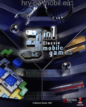 3 in 1 classic mobile games, /, 176x220